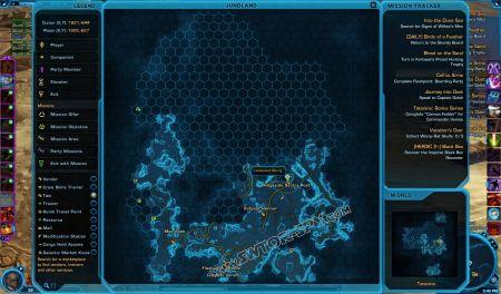 NPC: Lieutenant Berrig image 2 middle size