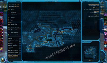 NPC: Agent Vikurs image 2 middle size