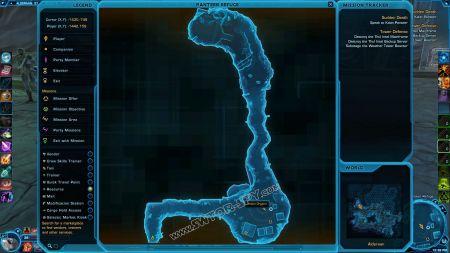 NPC: Andon Organa image 2 middle size