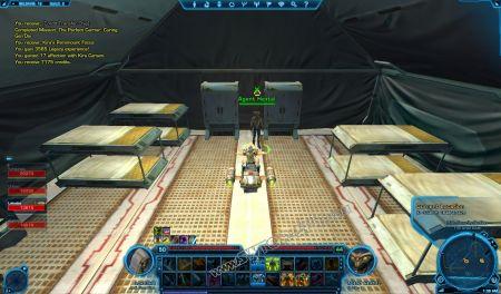 NPC: Agent Hextal image 1 middle size