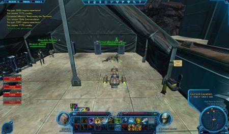NPC: Sergeant Kayen image 1 middle size