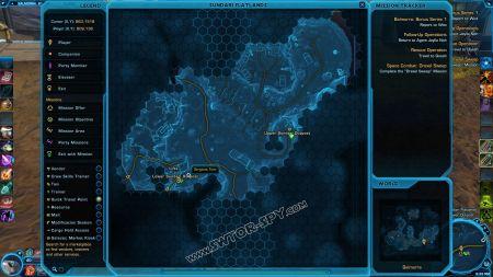 NPC: Sergeant Tenn image 2 middle size