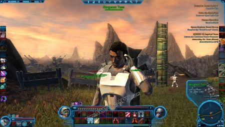 NPC: Sergeant Tenn image 3 middle size