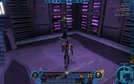 NPC: Inquisitor Jarobi image 1 middle size