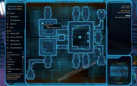 NPC: Inquisitor Jarobi image 2 middle size