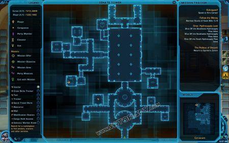 NPC: Agent Galen image 2 middle size