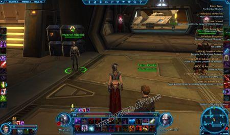 NPC: Imperial Attache image 1 middle size