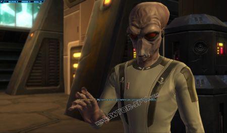 NPC: Imperial Attache image 3 middle size