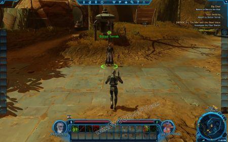 NPC: Doctor Terrab image 1 middle size