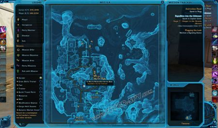 NPC: Darth Silthar image 2 middle size