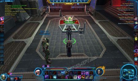 NPC: Major Bessiker image 1 middle size