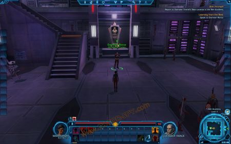 NPC: Overseer Rance image 1 middle size