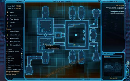 NPC: Overseer Rance image 2 middle size