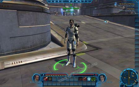 NPC: Sergeant Jaynes image 3 middle size