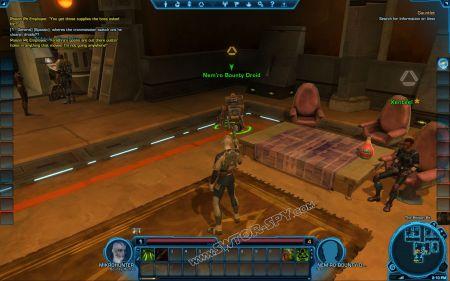NPC: Nem'ro Bounty Droid image 1 middle size