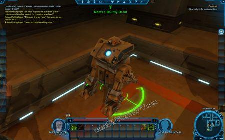 NPC: Nem'ro Bounty Droid image 3 middle size