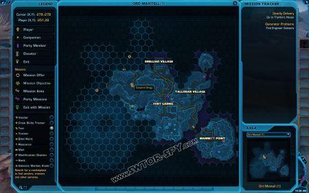 NPC: Corporal Dregg image 2 middle size