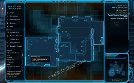 NPC: Ethics Officer Drage image 2 middle size