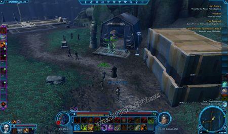 NPC: Captain Isen image 1 middle size