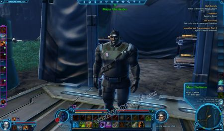 NPC: Captain Isen image 3 middle size