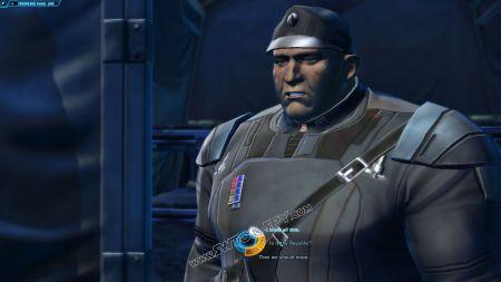 NPC: Captain Isen image 4 middle size