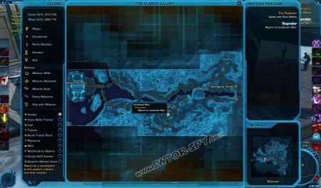 NPC: Lieutenant Muir image 2 middle size