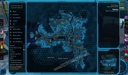 NPC: Lieutenant Muir image 3 middle size