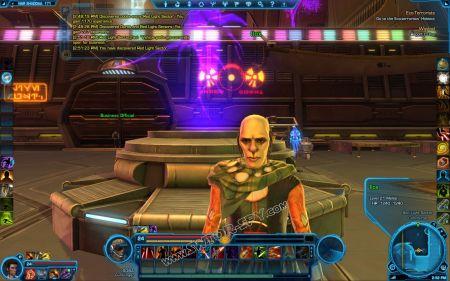 NPC: Ambassador Averdon image 1 middle size