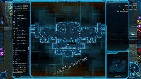 NPC: Captain Rigel image 2 middle size