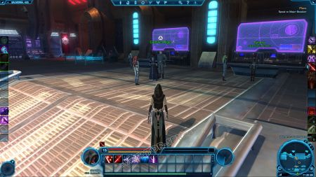NPC: Captain Rigel image 1 middle size