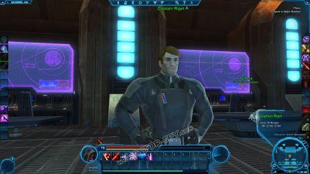 NPC: Captain Rigel image 3 middle size