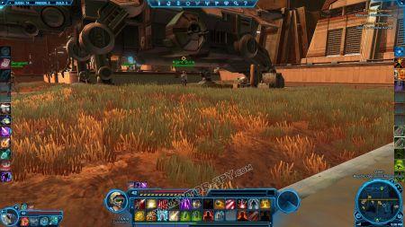 NPC: Agent Suria image 1 middle size