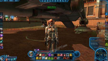 NPC: Agent Suria image 3 middle size