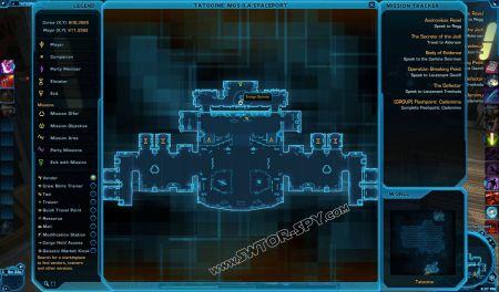 NPC: Ensign Sarinte image 2 middle size