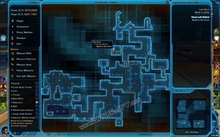 NPC: Zan Loren image 2 middle size