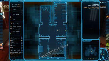 NPC: Commander Tavus image 1 middle size