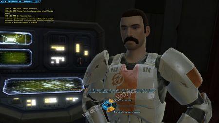NPC: Commander Tavus image 2 middle size