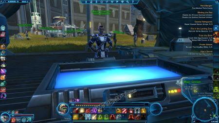 NPC: Major Cressen image 3 middle size