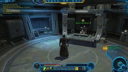 NPC: Master Syo Bakarn image 1 middle size