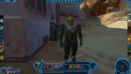 NPC: Mayor Martik image 3 middle size