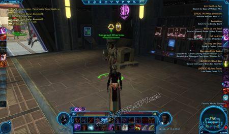 NPC: Sergeant Charnso image 1 middle size