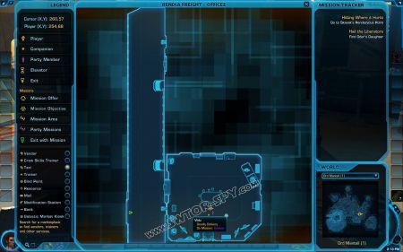 NPC: Corso Riggs image 2 middle size