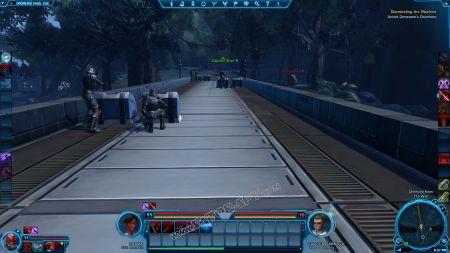 NPC: Captain Bryn image 1 middle size