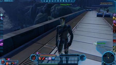 NPC: Captain Bryn image 3 middle size