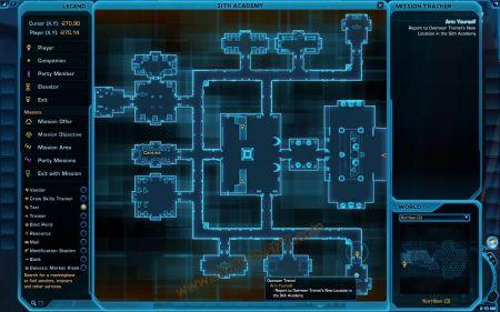 NPC: Overseer Tremel image 1 middle size