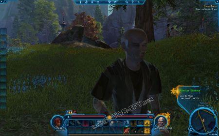 NPC: Master Silvarte image 2 middle size
