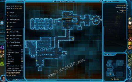 NPC: Damrosch the Hutt image 2 middle size