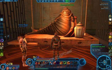 NPC: Damrosch the Hutt image 3 middle size