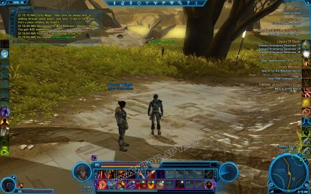 NPC: Captain Reldar Kandik image 1 middle size
