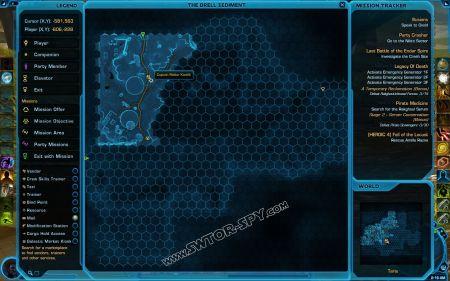 NPC: Captain Reldar Kandik image 2 middle size